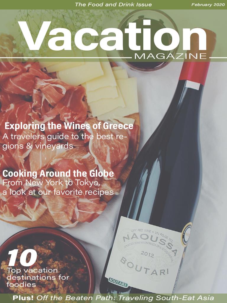 Vacation Magazine 1