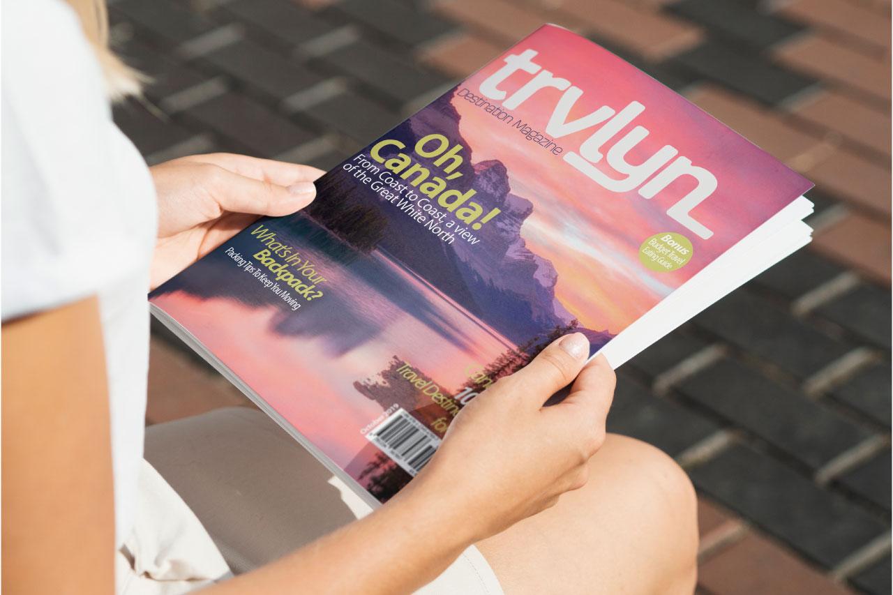 Trvlyn Magazine 1