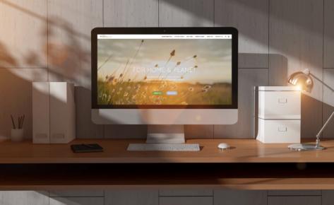 Mindful Earth Market Web Design