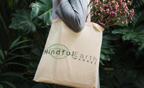 Mindful Earth Market Logo Design